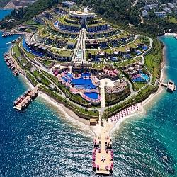 В мае будет открыт новый отель в Бодруме (Турция)