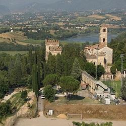Нарни стал географическим центром Италии