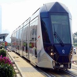 ОАЭ: В Дубае курсирует специальный туристический трамвай
