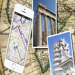 В Жироне (Испания) разработан специальный мобильный гид