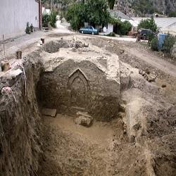 Реставрационные работы по обновлению мечети в Турции позволили обнаружить христианскую церковь