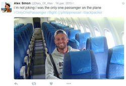 Авиакомпания совершила рейс ради единственного пассажира