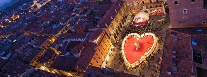 В Италию на День Всех Влюблённых!