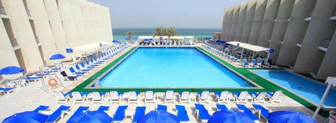ОАЭ! Лучшая цена на отель BEACH HOTEL SHARJAH!