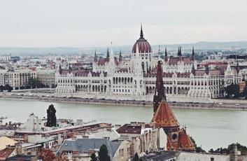 Каникулы в Будапеште!