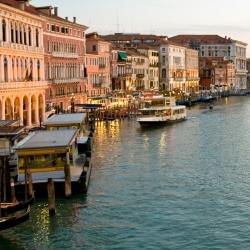 Аномальная погода «не оставила без внимания» Венецию!