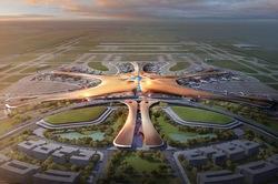 В Китае строят самый большой аэропорт