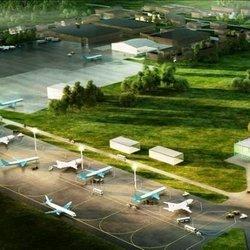 Новый аэропорт откроется в Москве.