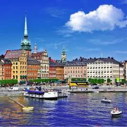 Шведские музеи отменили плату за вход.