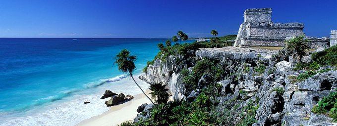 Мексика - Экскурсионный тур+отдых в Канкуне!