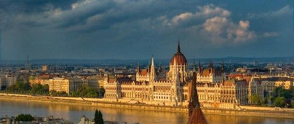 Главный весенний праздник в Венгрии!