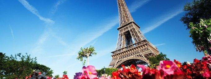 В Париж на 8 марта!