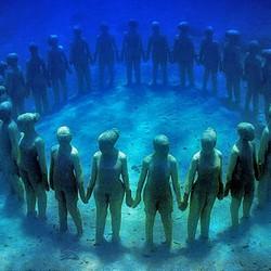 Первый в Европе подводный музей готовится к открытию