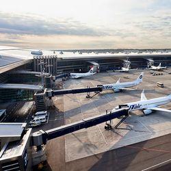Три российских аэропорта вошли в число самых дешевых в Европе.