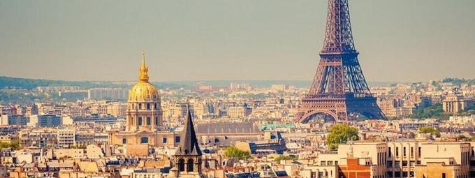 Экскурсионный тур в Париж!