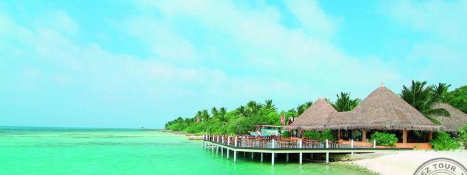 Самый волшебный отпуск на Мальдивах!