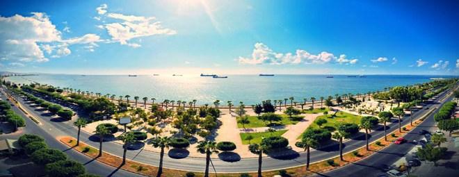 На Кипр за солнечным летом!