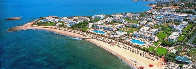 Шикарный отдых в Греции в отелях ALDEMAR!