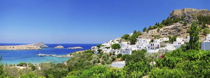 Молодёжный отдых в Греции!