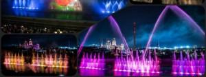 Танцующие фонтаны появятся в Сочи Парке