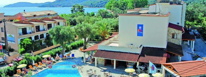 Отдых на острове Корфу в Греции по привлекательной цене от Тез Тур!