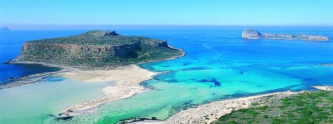 На остров Крит на