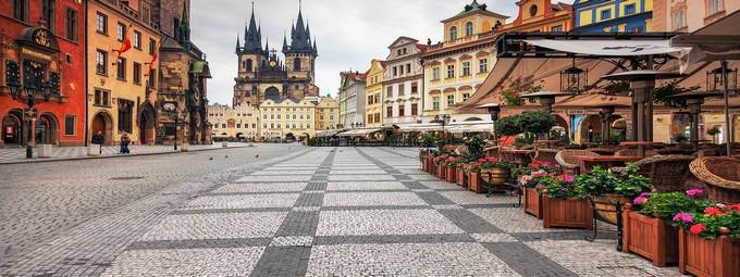 Прага ждет Вас! Тур на 8 дней