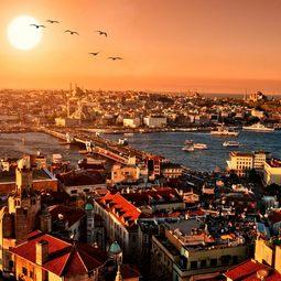 Крупнейший город Турции обзаведется самым большим аэропортом!