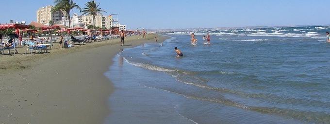 Солнечный Кипр с вылетом из Санкт-Петербурга!