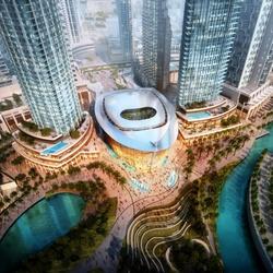 Скоро состоится открытие первого оперного театра в Дубае!