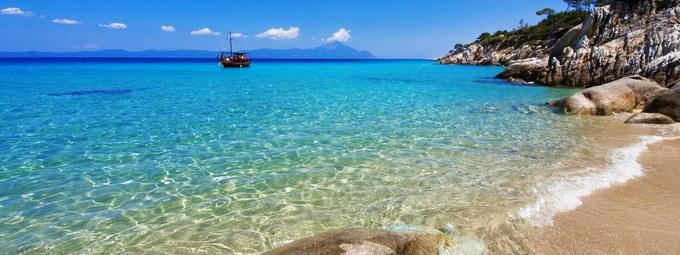 Греция, Халкидики с вылетом из С-Пб!