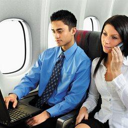 На борту самолетов компании «Аэрофлот» теперь разрешено пользоваться гаджетами!