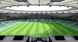 Построен новый стадион в Краснодарском Крае!