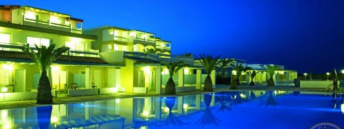 Специальные цены на греческие отели сети ALDEMAR!