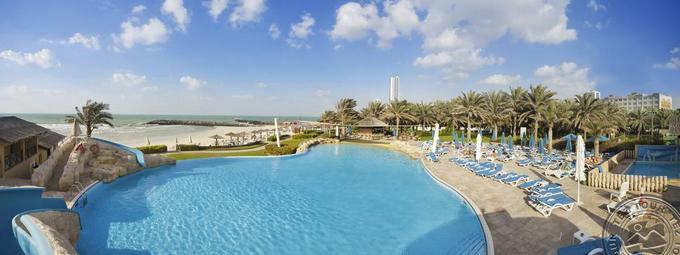 Пляжный отдых в ОАЭ от Тез Тур!