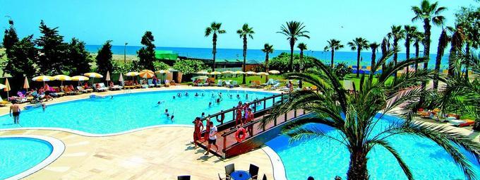 Школьные каникулы в Турции!