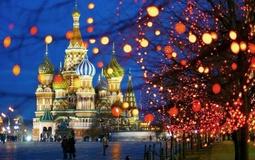Иностранцы проявляют высокий интерес к празднованию Нового Года в России