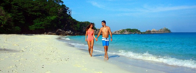 Самый романтичный День Влюблённых в Таиланде!