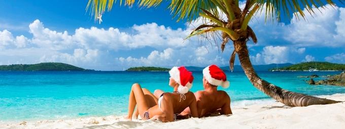 Новый год в Доминикане!