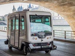 Новый вид автобусов Парижа — привлекает внимание!