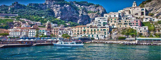 Сказка в Сорренто! Прямые перелёты из СПБ до Неаполя! 15 дней!