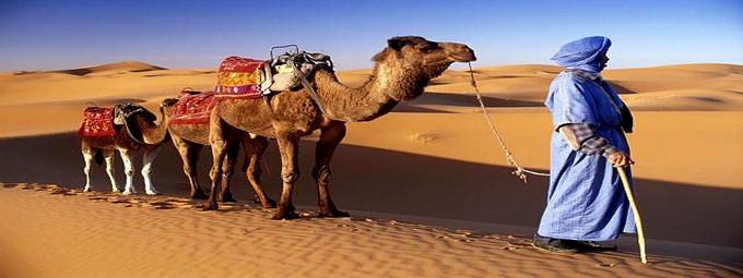Арабская сказка в Марокко