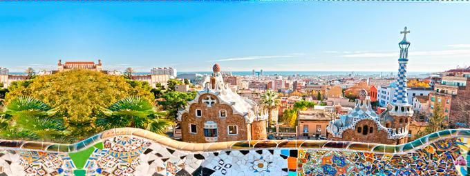 Ласковое солнце! Золотистый песок! Испания ждёт тебя!