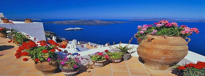 Майские праздники в Греции!
