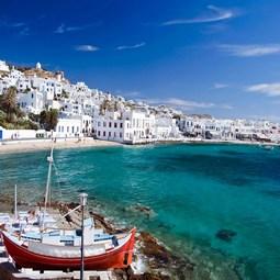 Экскурсии на острова Греции без визы на пароме из Турции