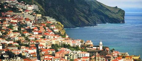 Откройте для себя Португалию вместе с ТЕЗ-ТУР! о.Мадейра!