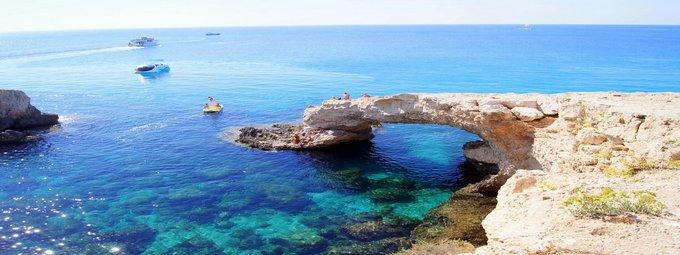 Солнечный о.Кипр! Прямые вылеты в мае из СПБ!
