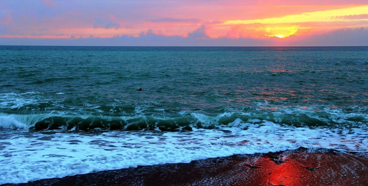 Пляжный Сочи!
