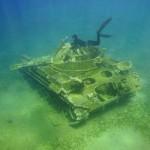 Турция затопила танк!