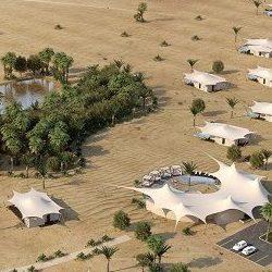 В ОАЭ к 2018 году построят 5* отель в пустыне!
